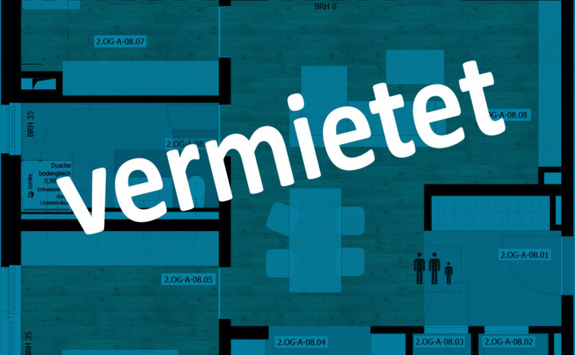 Kurzbeschreibung Ausstattung Haus A – Wohnung 08 / 2. OG – 3-Raum – 82,21m²