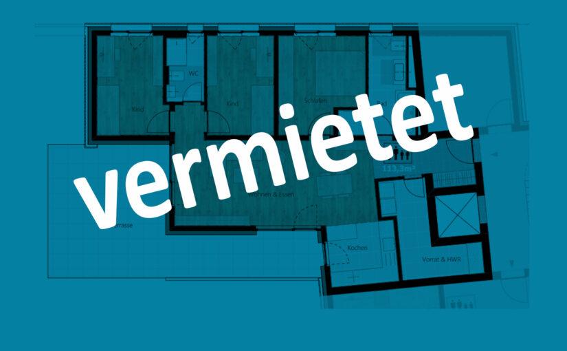 Kurzbeschreibung Ausstattung – Wohnung 01 (EG) – Vierraumwohnung im Erdgeschoss | Mietobjekt